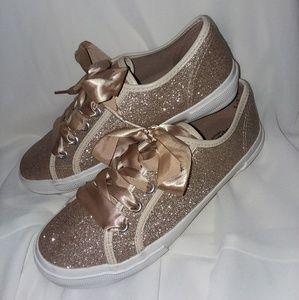°Capelli Gold Glitter Shoes°